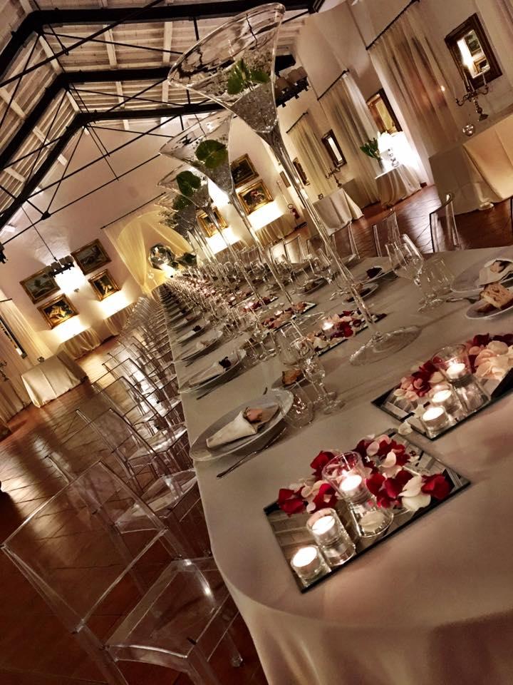 location matrimonio a roma