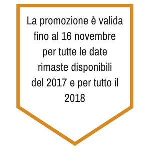 Promozione sposi 2017 2018 location