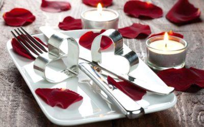 Cena di San Valentino – 14 febbraio 2018