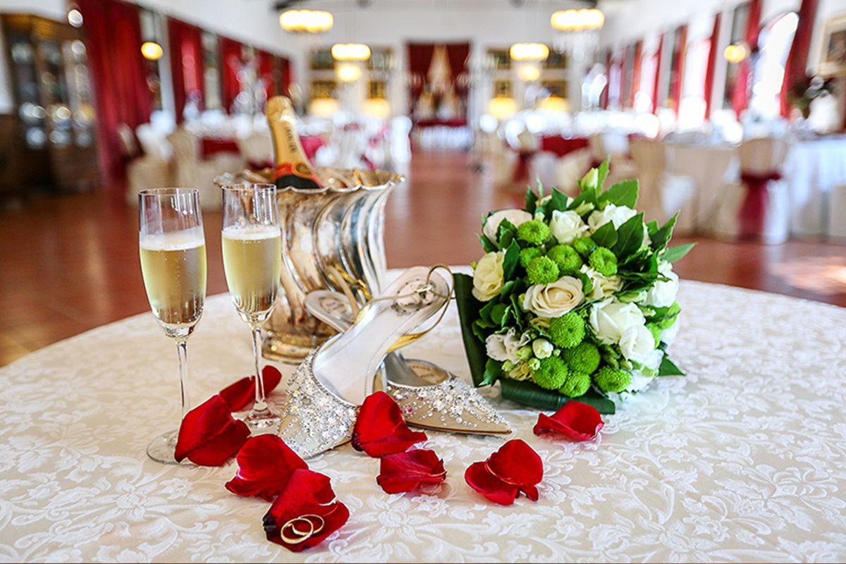 Wedding Matrimonio Ristorante Scuderie San Carlo