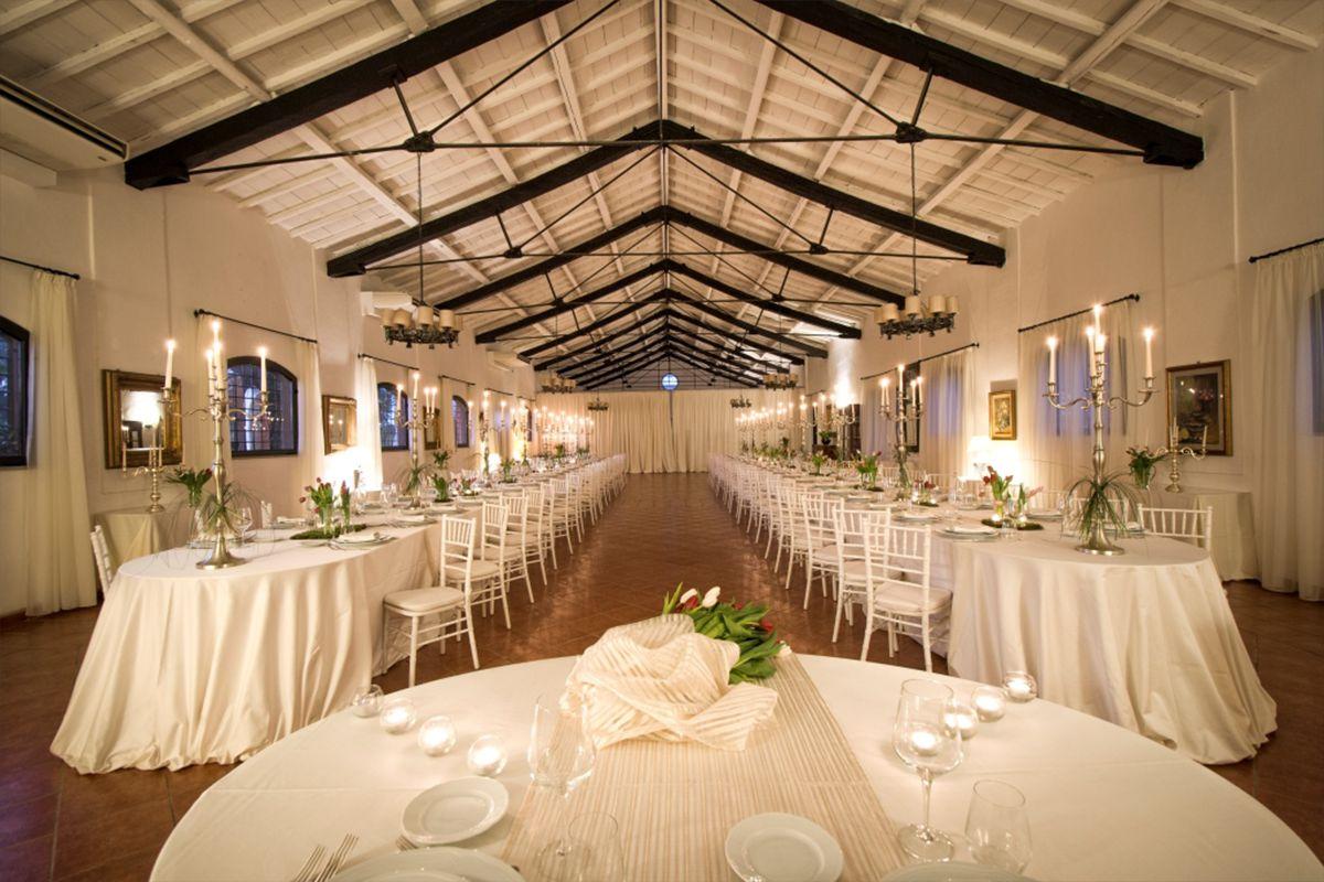 ristorante per matrimoni roma