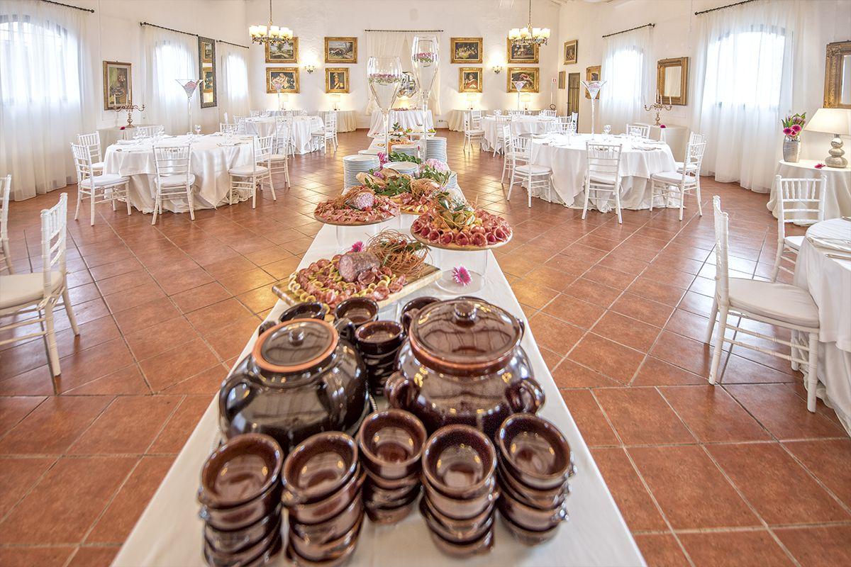 ristorante ricevimenti roma