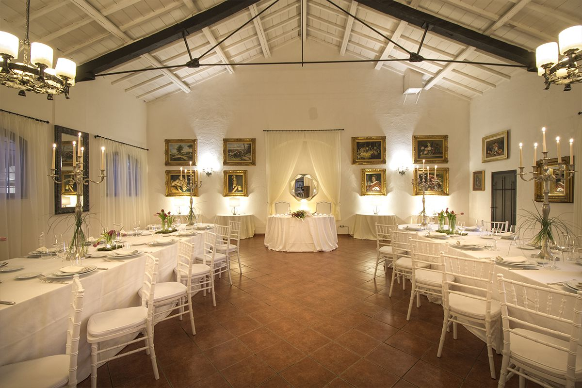 ristoranti matrimoni roma Scuderie San Carlo