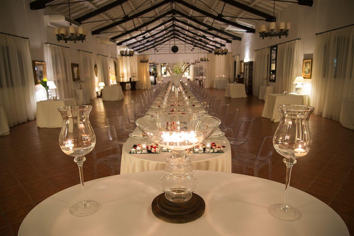 ristoranti matrimonio roma Scuderie San Carlo