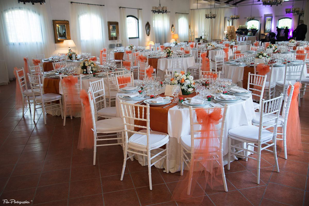 ristoranti per matrimoni a roma Scuderie San Carlo