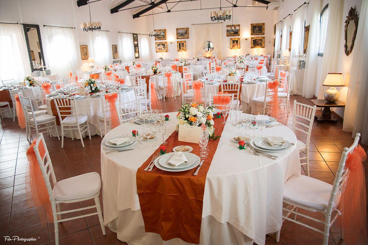 ristoranti per matrimoni roma e provincia Scuderie San Carlo