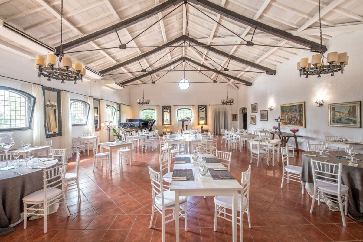 ristoranti portuense Scuderie San Carlo