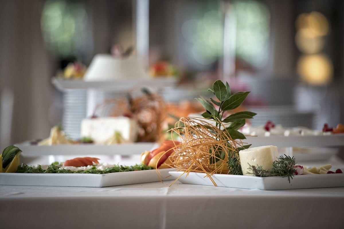 ristoranti ricevimenti roma Scuderie San Carlo
