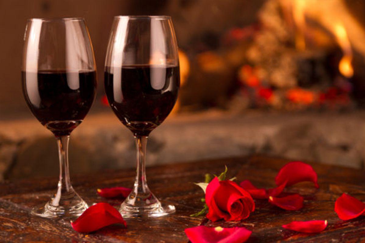 sala per due ristorante romantico roma
