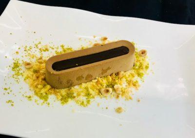 Mousse al cioccolato fondente Guanaja 70%