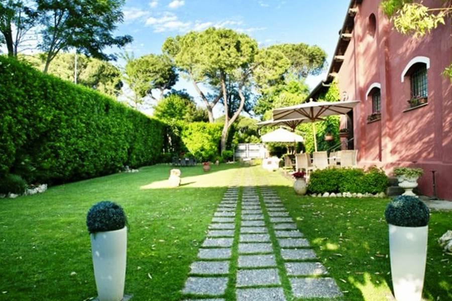 ristorante giardino roma