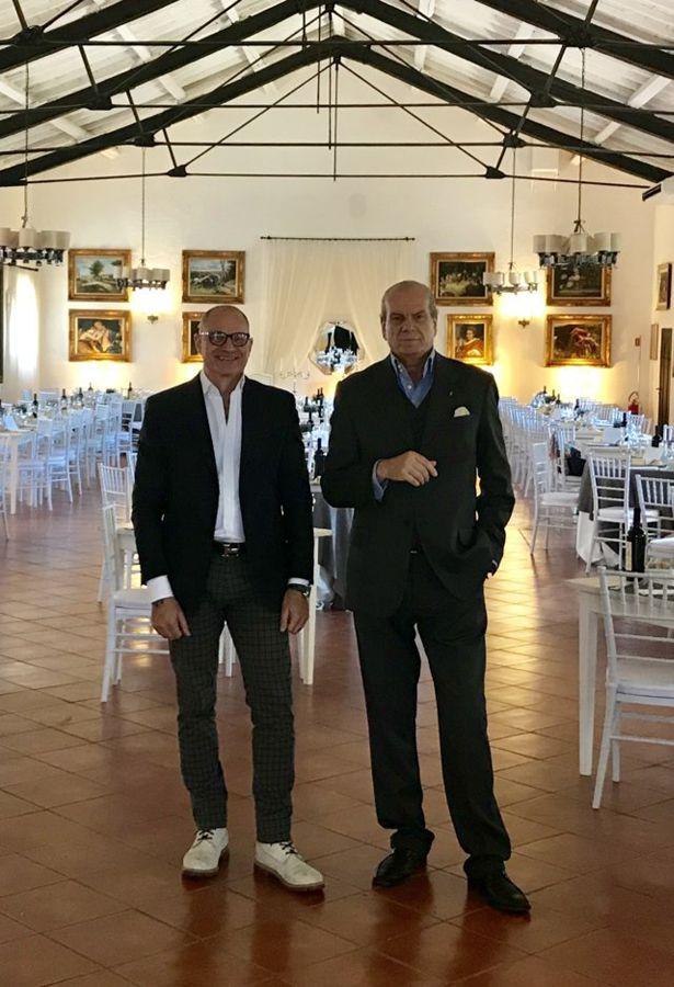 Fausto Soffiantini e Paolo Soffiantini