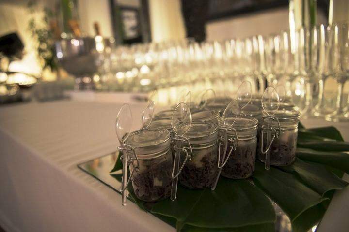 buffet cena aziendale