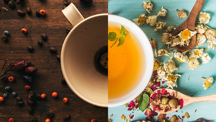 carta dei caffè carta dei te