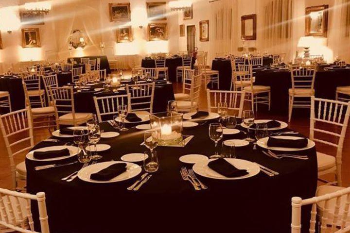 cena di gala aziendale roma