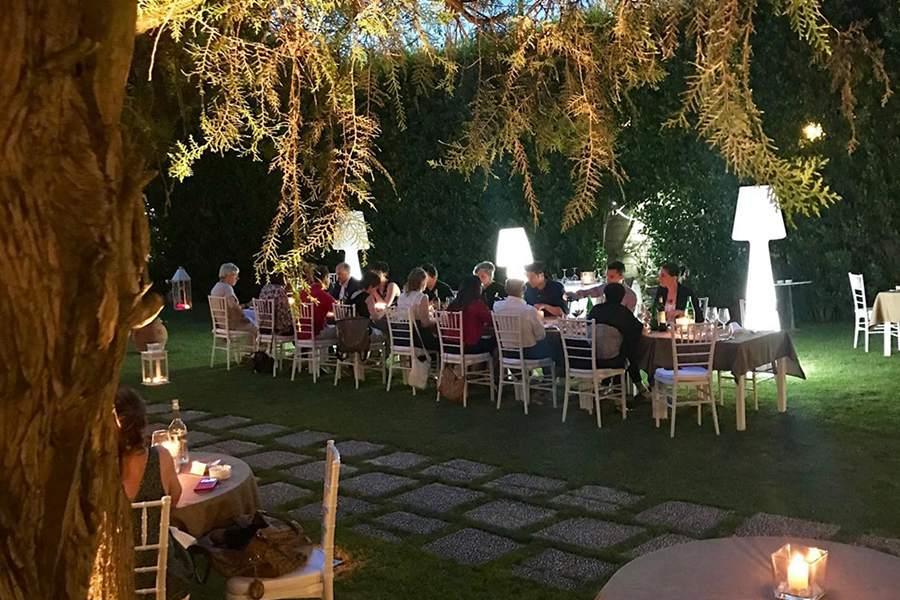 ristoranti giardino roma