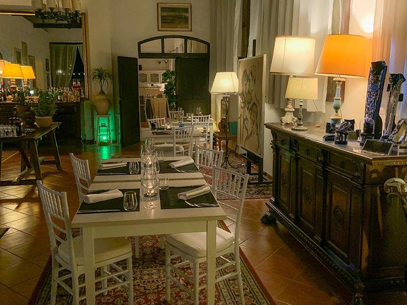 ristoranti di classe roma