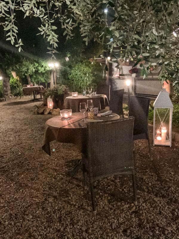 roma ristorante romantico