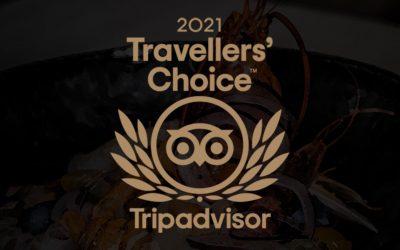 Migliori ristoranti al mondo: siamo Travellers' Choice per il secondo anno consecutivo