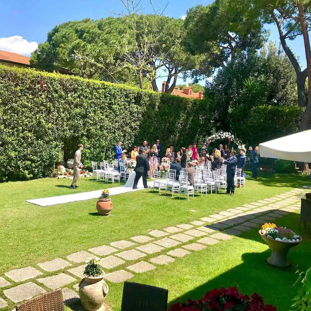 matrimonio roma location aperto